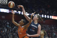 WNBA finals: Connecticut solar pressure game 5 with ninety-86 win over Mystics